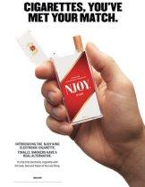Believe me, Big Tobacco has not met its match
